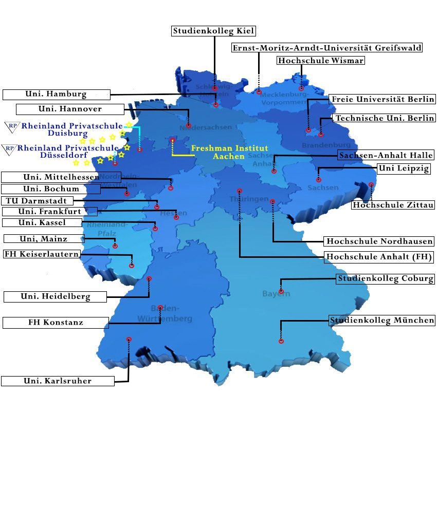 Studienkollegs in Deutschland